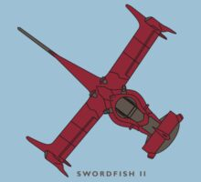 Cowboy Bebop - Swordfish II by littlebearart