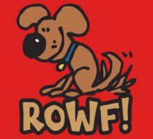 ROWF! One Piece - Short Sleeve