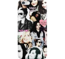 Demi Lovato iPhone Case/Skin