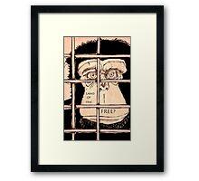 Animal Rights Framed Print