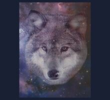 Space Wolf Kids Clothes