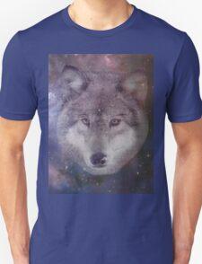 Space Wolf Unisex T-Shirt