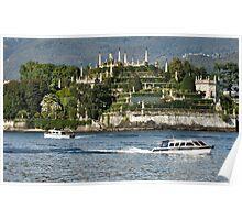 Isola Bella Lago Maggiore Poster