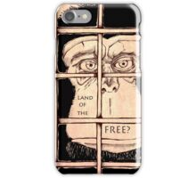 Animal Rights iPhone Case/Skin