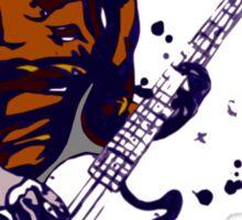Flea Bass Sticker