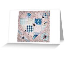 Pieces of my Heart, too! Greeting Card
