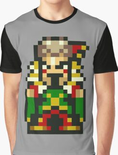 Final Fantasy 6: Laughing Kefka Graphic T-Shirt