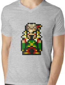 Final Fantasy 6: Laughing Kefka Mens V-Neck T-Shirt