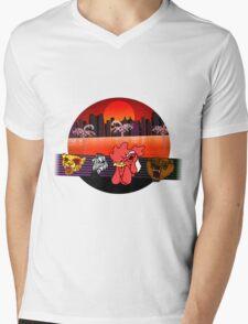 Hotline Miami 2 - Character Select Mens V-Neck T-Shirt