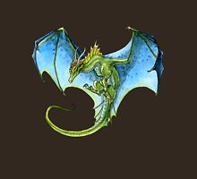 Azure-Winged Dragon Unisex T-Shirt