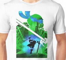 Leonardo Ninja Turtle Unisex T-Shirt