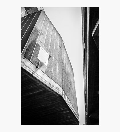 Concrete sky III Photographic Print