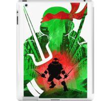 Raphael Ninja Turtle iPad Case/Skin