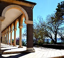 Church of the Beatitudes by KhanasWeb