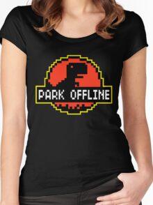 Park Offline Women's Fitted Scoop T-Shirt