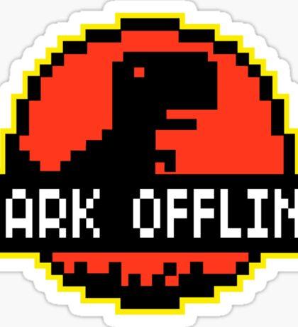 Park Offline Sticker