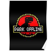 Park Offline Poster