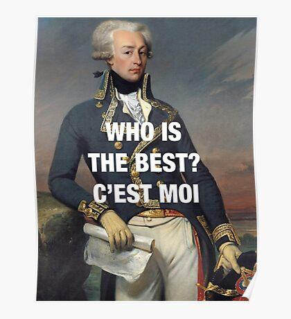 Lafayette — C'est Moi Poster