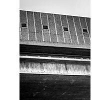 Concrete sky IV Photographic Print