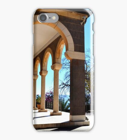 Church of the Beatitudes iPhone Case/Skin
