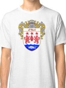 O'Neil Coat of Arms / O'Neil Family Crest Classic T-Shirt