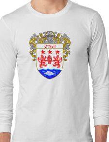 O'Neil Coat of Arms / O'Neil Family Crest Long Sleeve T-Shirt
