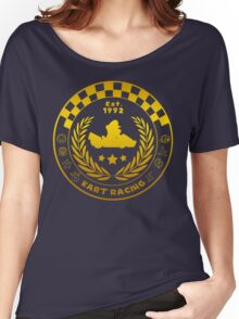 Kart Racing Women's Relaxed Fit T-Shirt