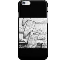 divine revelations iPhone Case/Skin