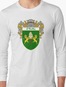O'Reilly Coat of Arms / O'Reilly Family Crest Long Sleeve T-Shirt