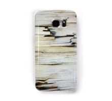 Splintered wood Samsung Galaxy Case/Skin
