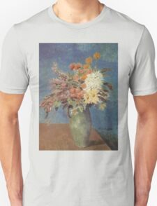 Picasso Flowers T-Shirt