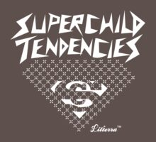 Superchild Tendencies Baby Tee