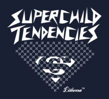 Superchild Tendencies One Piece - Long Sleeve