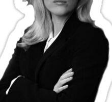 Gillian Anderson for President 2016 Sticker