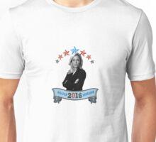 Gillian Anderson for President 2016 Unisex T-Shirt