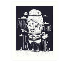 Optimism Art Print