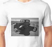 Old Vehicle VI BW Unisex T-Shirt