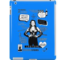 Bo T iPad Case/Skin