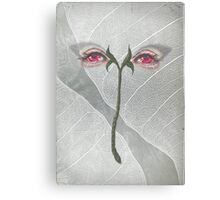Knowledge Flower - Brightness Eyes Canvas Print