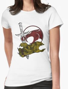 The Sword & Claw Womens Fitted T-Shirt