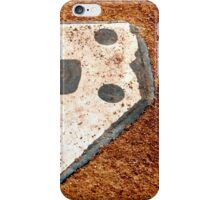alone at home iPhone Case/Skin