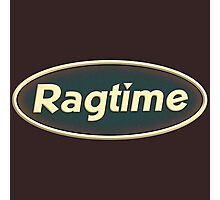 Vintage Ragtime Photographic Print