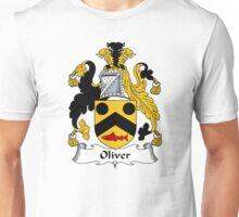 Oliver Coat of Arms / Oliver Family Crest Unisex T-Shirt