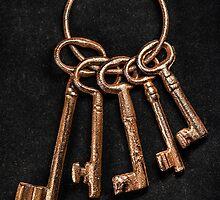 Medieval Keys by MMPhotographyUK