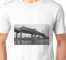 Battleship Cove Panorama Unisex T-Shirt