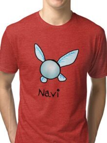 Navi The Fairy Tri-blend T-Shirt