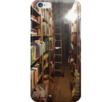 Lost in a Timeless Library  iPhone Case/Skin