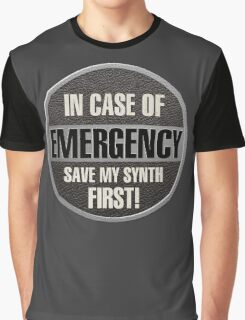 Save my synth Graphic T-Shirt