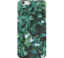 Verge and Flowers iPhone Case/Skin