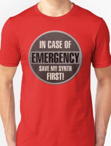 Save my synth Unisex T-Shirt